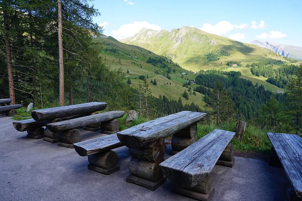 Carretera alpina de GROSSGLOCKNER