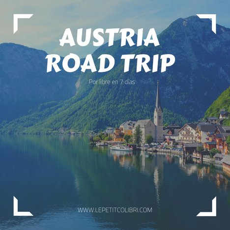AUSTRIA - ROAD TRIP - 7 dias por libre