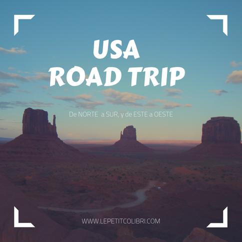 USA - ROAD TRIP - 28 DIAS (Norte a Sur y de Este a Oeste)