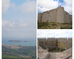 castillo de Montgrí