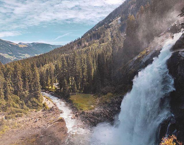 cascadas de krimml