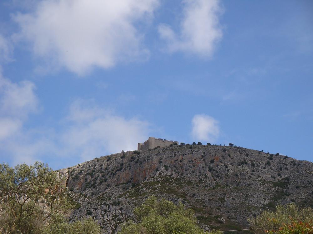 castillo deMontgrí,