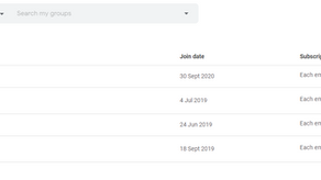 How to Add and Remove Members of a Google Group