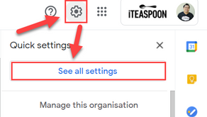 How to set up Out Of Office (Auto Reply) in your Gmail account