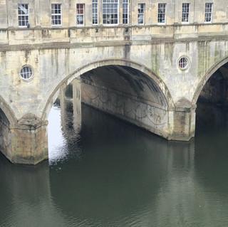 Pulteney Bridge River Avon