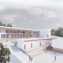 2020-Centro odontotecnico in Ruanda