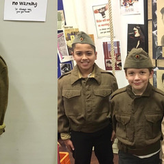 World War Costumes