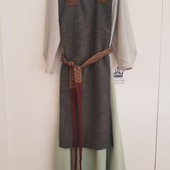 Viking tabard (handmade by one of our team leaders)