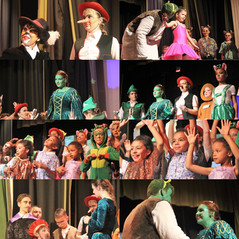 Shrek - Abbey Performing Arts