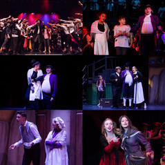 Centre Stage recent production of Oliver!