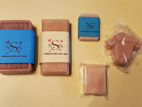 New Monthly Soap Subscriptions!!