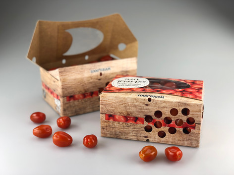 SNACK TOMATOES BOX