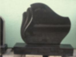 памятник надгробный полированный