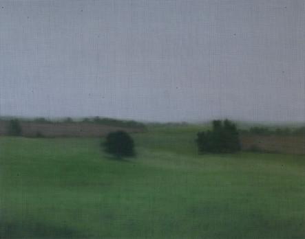 Sans-titre, 2012, huile sur toile, 168 x 214 cm (Collection Banque TD, Toronto)