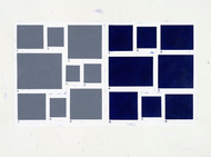 1-9/1-8, 2002, acrylique sur papier, 56 x 76 cm