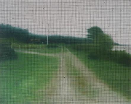 Isolé, 2012, huile sur toile, 122 x 153 cm (Collection Lavery, de Billy, Montréal)