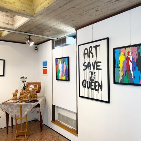 Galleria Zacchi-Nuova disposizione