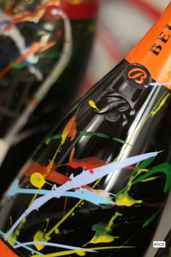 Colored Bottles