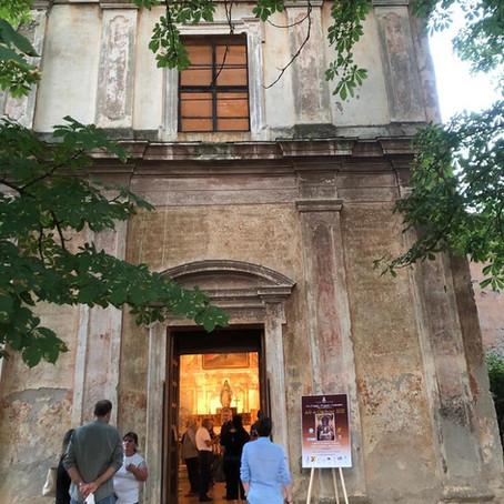 Esposizione Castello di Vigolzone (PC)