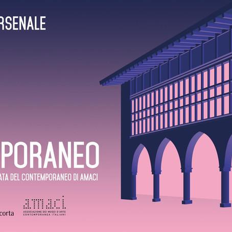 Notte del Contemporaneo Fondazione Arsenale 10.10.19