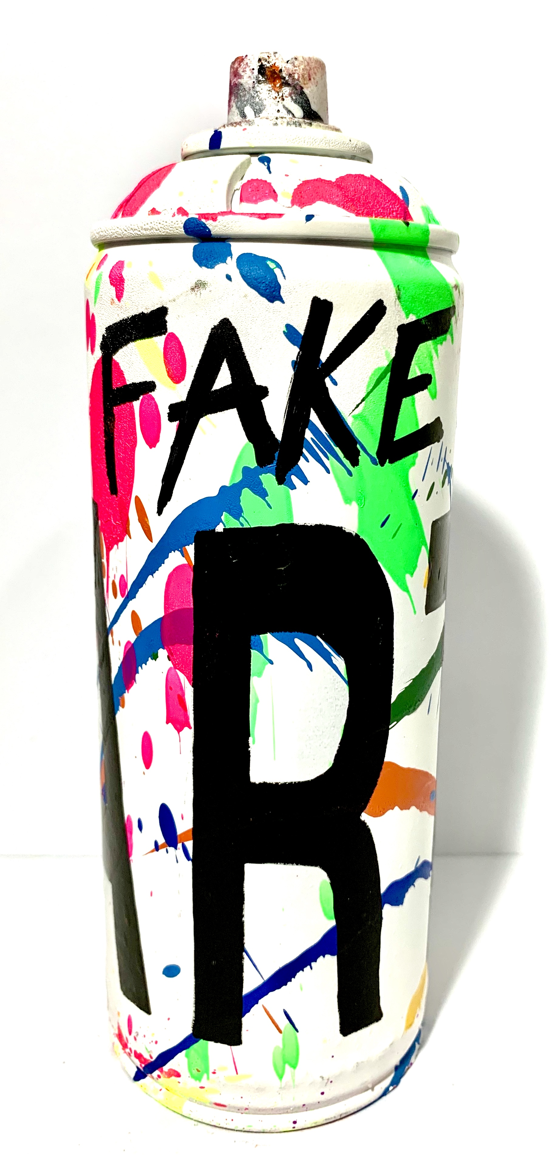 Fake Art Spray