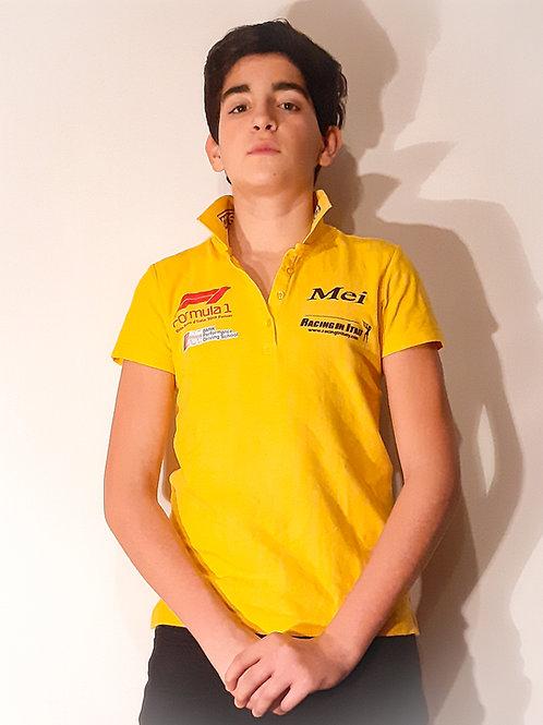 Racing Team Polo Shirt