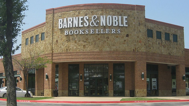 Book Signing at Barnes and Noble Homestead