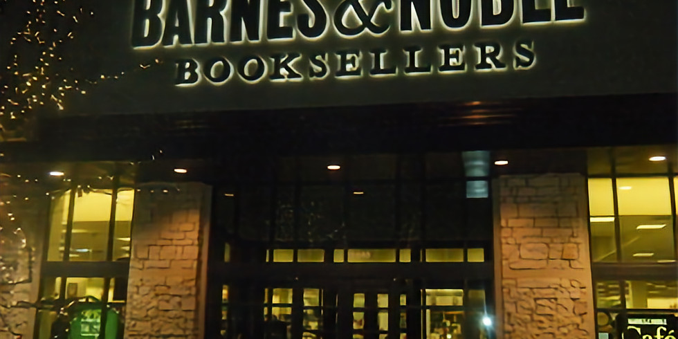 Book Signing at Barnes & Noble Hill Country Galleria