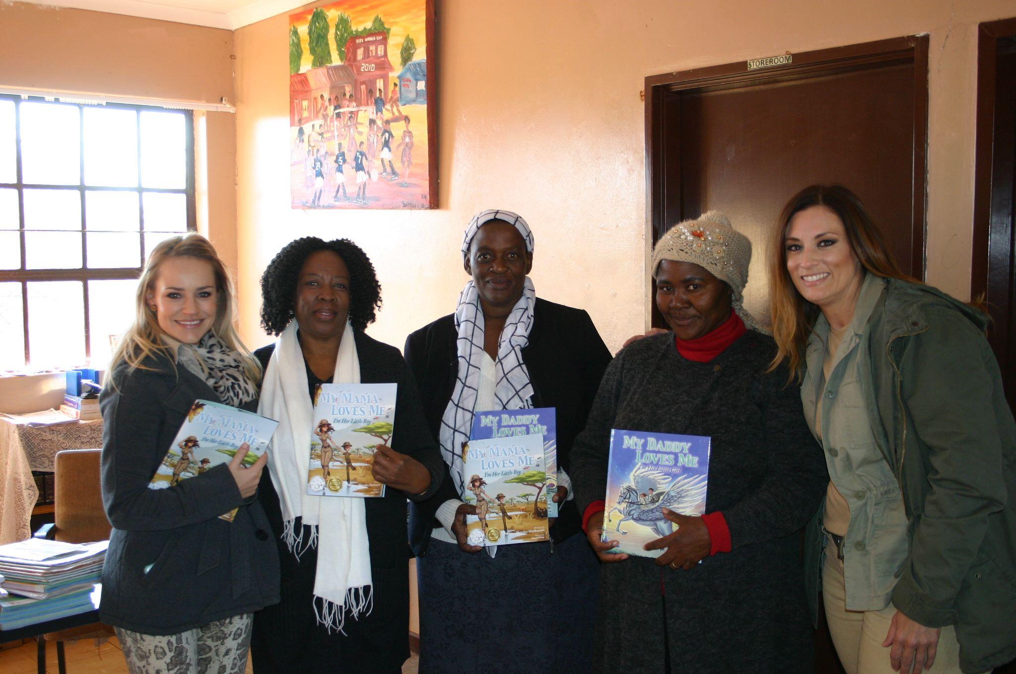 Sekgweng Intermediate School Africa