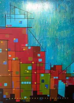geometrix painting