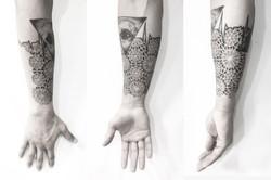 Arm geometry