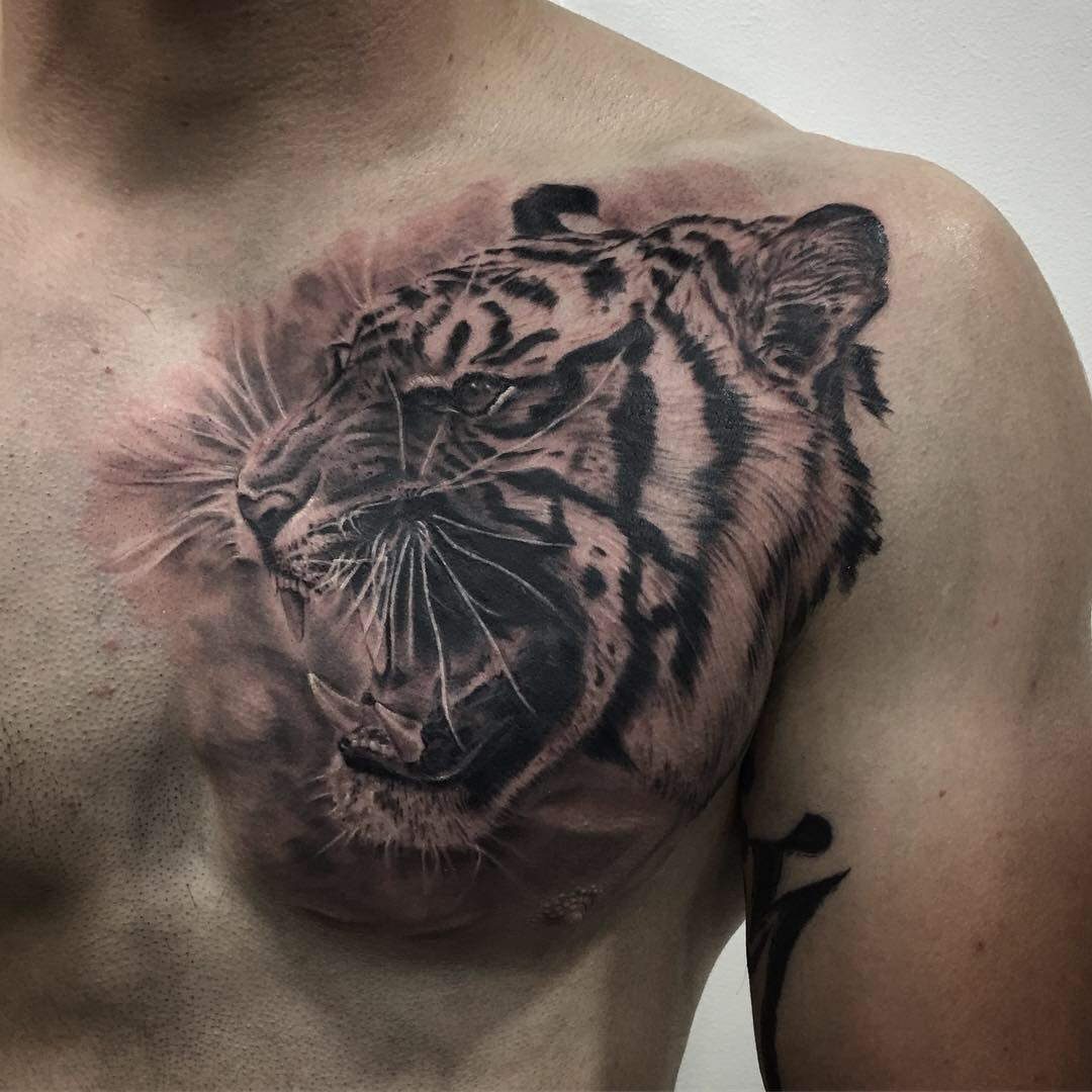 Tigre Tattoo 2