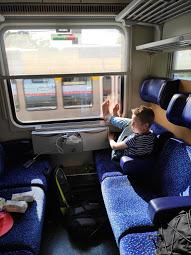 På tåget #tågsemester