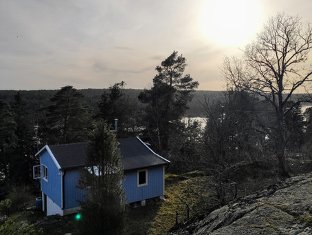 Ällmora - the transition of a summer cottage to a permaculture paradise