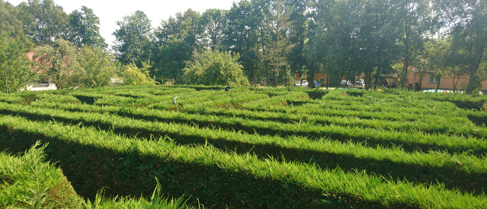 Labyrint i Spreewald