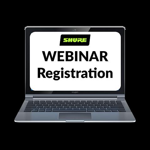 Shure webinar registration.png