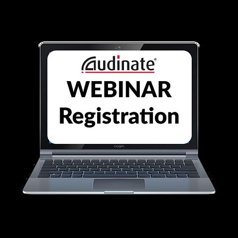 Audinate webinar registration.png