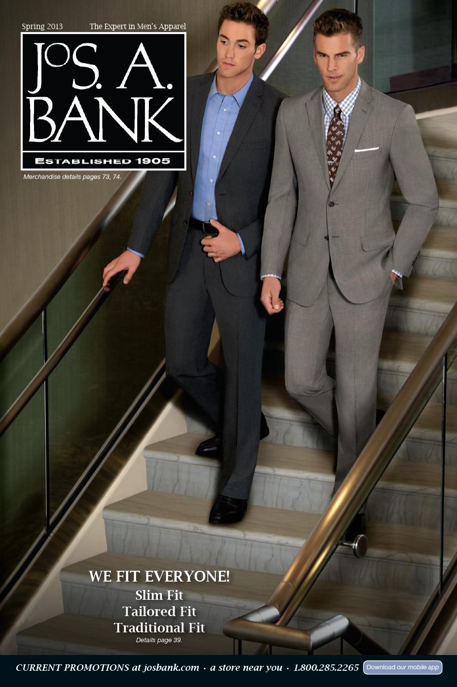 Jos A Banks