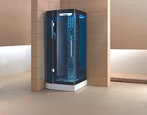 Blue kaster מקלחון עיסוי