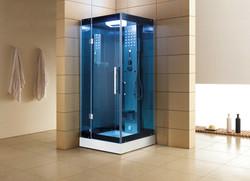 מקלחון עיסוי סאונה רטובה