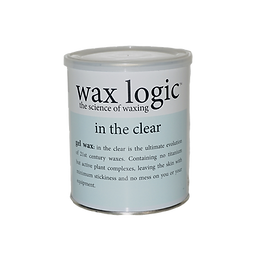 In The Clear - A wax that is a gel for the super hypo allergic. 800ml