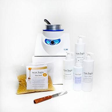 Try BeforeYou Buy - Hot Wax Starter Kit