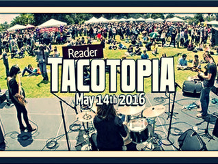 SD READER  - TACOTOPIA 2016