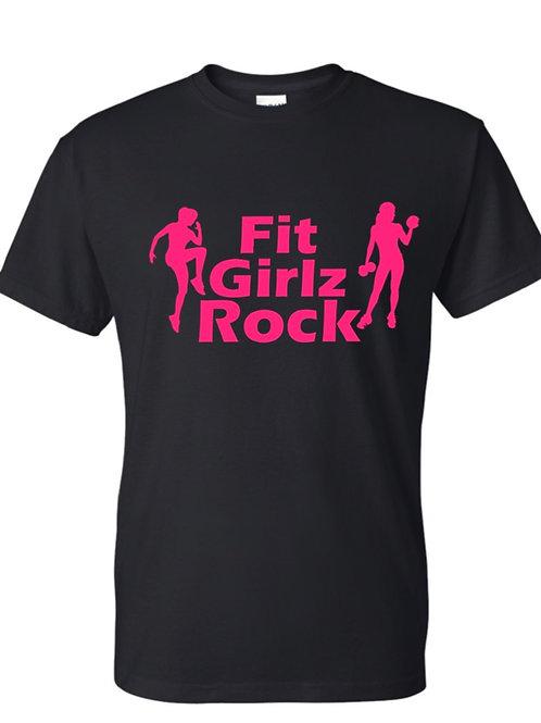 Fit Girlz Rock Tee