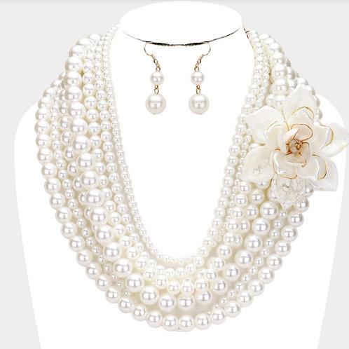 Pearl Flower