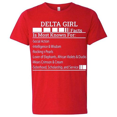 Delta Girl