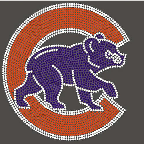 Cubby Bear Bling