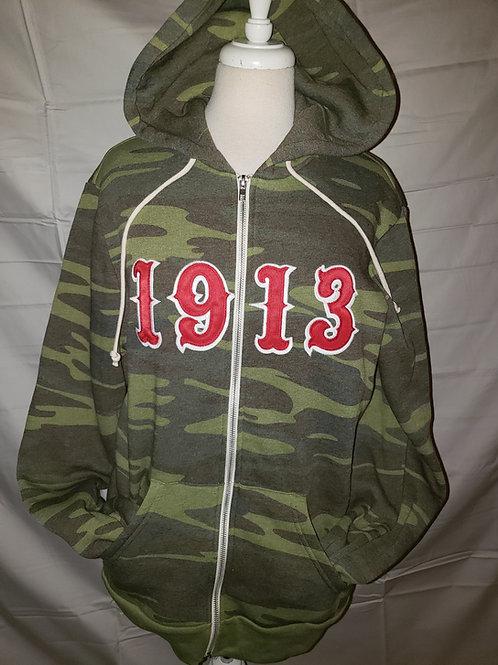1913 Camo Jacket