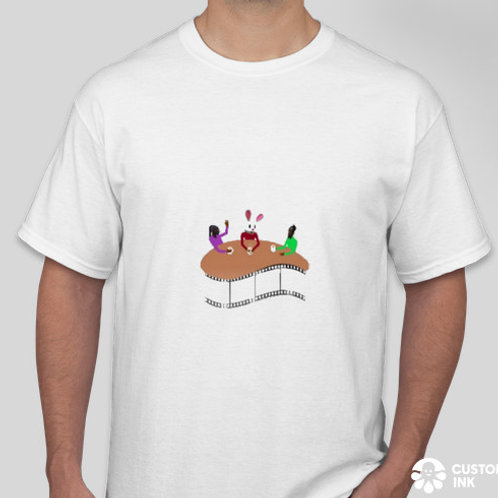 """Around the Table""Logo T-Shirt"