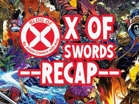 BLOG of X: X of Swords RECAP and REVIEW